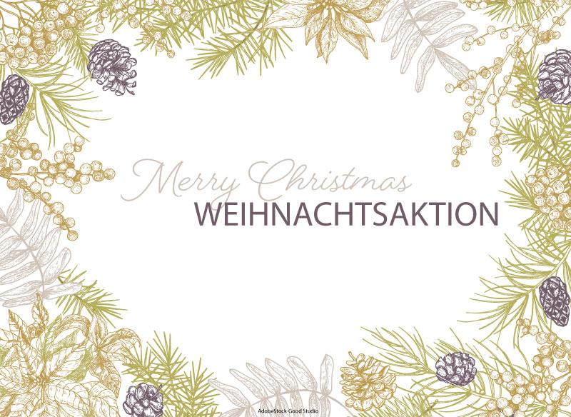 Aktion bis Weihnachten